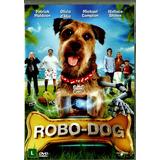 Dvd Robo-dog / O R I G I N A L / Dublado/ Perf Estado