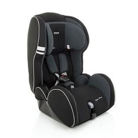 Cadeira Carro Bebe Infanti Star Plus Preta Fgratis 12x