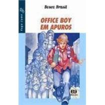Office Boy Em Apuros. - Coleção Vaga-lume Antonio Brasil