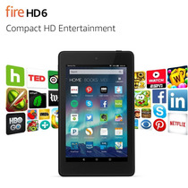 Tablet Android Kindle Fire Hd6 16gb