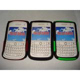 Forro Doble Microperforados Blackberry 9630/9650