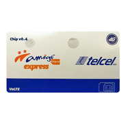 Amigo Chip Express Telcel V6.4 4g Pack 10chips Lada 442 Qro