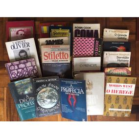 Lote Livros Diversos Literatura Estrangeira R$6,00 Cada.