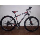 Bicicleta Foxter Rodado 29-mountain Mtb 21 Velocidades- Shim