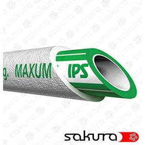 Caño 3/4 X 6 Mts Polipropileno Ipsocover Espuma Ips 4 X 4