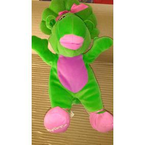 Barney & Friends - Baby Bop Peluche - Como Nueva Impecable