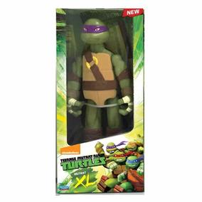 Muñeco Donatello Tortugas Ninjas Xl Figuras Grandes Orig!!
