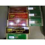 Gudang Garam Indonesia X Cartón Clavo, Menthol Y Chocolate!!