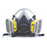 Respirador 3m 6200 Cartucho 6003  Vapores Organicos Y G.acid