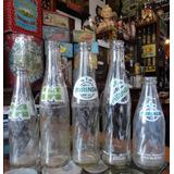 Antiguas Botellas De Gaseosa Mirinda (las 5 Botellas). 25642
