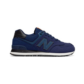 Tenis Hombre Life Style New Balance Casual 574 Navy