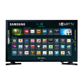 Smart Tv Led 32 Polegadas Samsung Hd Usb Hdmi Wifi - Un32j43