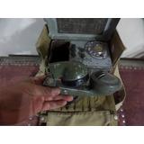 G25 Antiguo Articulo Militar Telefono De Campaña Completo