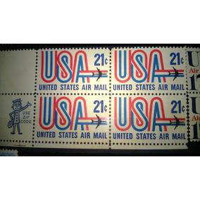 Selos Raros Americanos
