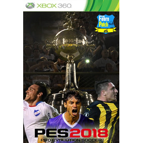 Pes Uruguay Fabropatch Xbox 360