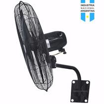 Ventilador Pared 26 Motor Industrial 210w C/giro Y Soporte