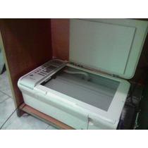 Impresora Multifuncional Hp, Sin Cartuchos, Con Escaner