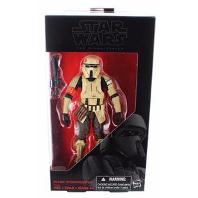 Star Wars The Black Series Scarif Stormtrooper - Figura Rara