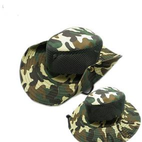 1 Sombrero Camuflaje Tactico Militar Pesca Envio Gratis