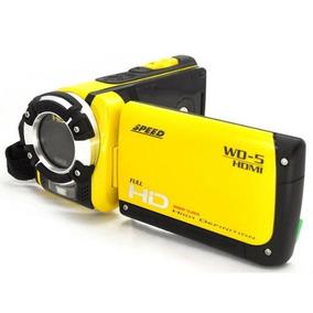 Video Camara Wd-5 Speed 16 Mp Interpolad Hd1080p Water-proof