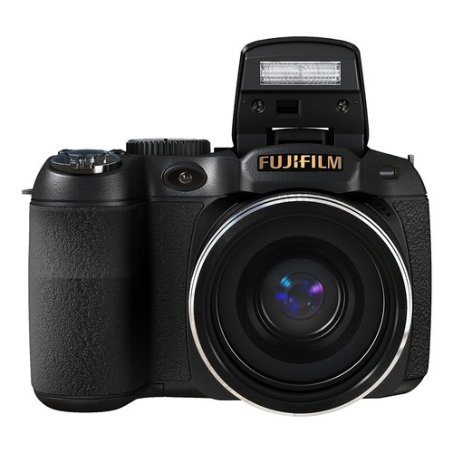 Fujifilm FinePix S2800HD compacta color negro