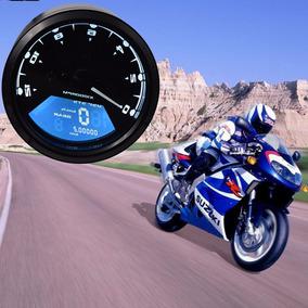 Painel Adaptar Universal Moto Velocimetro Cafe Racer Bobber