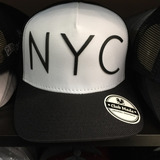 Bonés Aba Curva New York, Bostom , Atlântica Lote Com 10 Pcs