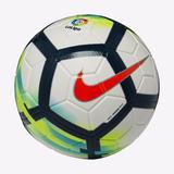 Bola Nike La Liga Strikes Sc3151 Futebol Campo Original +nf
