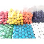Chicles Bola Gigante Colores 200 Pz Dulce Maquinitas Fiestas