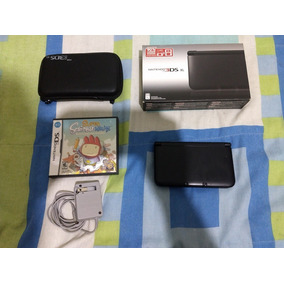 Nintendo 3ds Xl + Case + Jogos