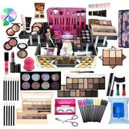 Maleta Kit De Maquiagem Completa Original Vult Ruby Rose