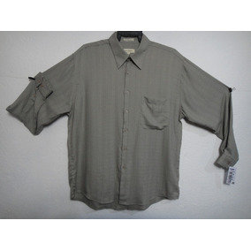Camisa L/g Linea Dome Caballero Envio Gratis