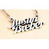 Justin Bieber Collar Unico Y Nuevo Unico Vip Con Caja