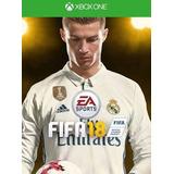 Fifa 18 Xbox One Digital Juega Desde Tu Usuario!! Oferta!