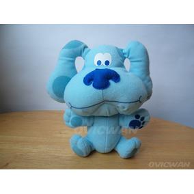 Peluche Perrita Blue 15 Cm Las Pistas De Blue Viacom Pce42