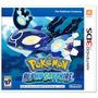 Juego Pokemon Alpha Sapphire 3ds Alfa Zafiro 3ds Fisico