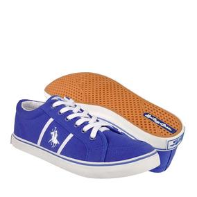 Zapatos Atleticos Y Urbanos Polo Club Cm-201-23 26-29 Textil