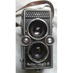 Camara Antigua Rollei Magic Ii Vintage