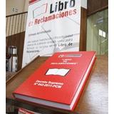 Libro De Reclamaciones, Evita La Multa De Indecopi!!!