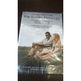 Dvd Original Um Sonho Possível Com Sandra Bullock- Novo