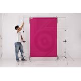 Fondo Infinito Telon 1,5x3mt Fotografia Sinfin Video Colores
