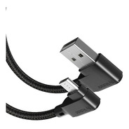 Cable 90º Usb Micro-usb 1.2m Gaming Para Android Mcdodo