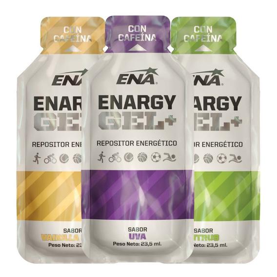 Enargy Gel+ Cafeína (6 Un)  Ena Sport - Repositor