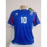 Islandia 2018 - Sigurdsson #10 - Copa Do Mundo - Raridade