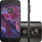 Celular Motorola Moto X4 Dual Cam Android 7.0 Tela 5.2
