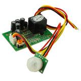 Módulo Sensor Infrarrojo, Cuerpo Humano 12 V