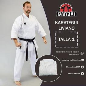 Karategui 8 Onzas, Profesional -talla 1- Marca Banzai
