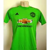 36fffd51dd Camisa De Goleiro Do Manchester De Gea - Futebol no Mercado Livre Brasil