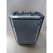 Caixa De Som Amplificada Iboost 101 C/ Entrada Ipod 1500w