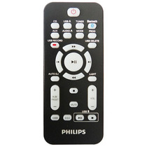 Controle Remoto Aparelho De Som Philips Ntrx500 700 900